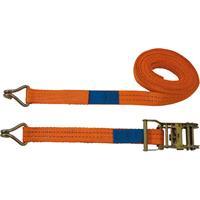 Spanband (tweedelig) Trekkracht (lc) vastbinden (enkel/direct)=1000 daN (l x b) 6 m x 35 mm Petex 43192835
