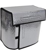 ProPlus accu thermohoes voor 50Ah 72Ah accu's zilver