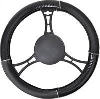 Proplus stuurhoes Carbon universeel zwart 36 cm