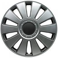 4-Delige Wieldoppenset Pennsylvania 15-inch zilver/charcoal grijs