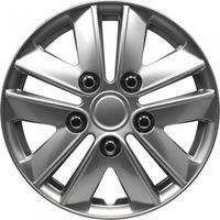 AutoStyle wieldoppen Kentucky 14 inch ABS gunmetal set van 4
