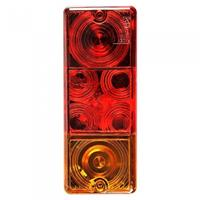 ProPlus achterlicht 4 functies 21 x 8,5 cm rood in blister