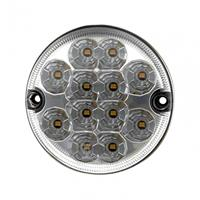 Pro+ Achteruitrijlamp 12/24 Volt led 95 mm wit