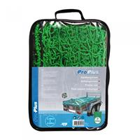ProPlus aanhangernet 250 x 400 cm met elastisch koord groen