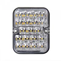 ProPlus achteruitrijlamp 12/24 Volt led 10 x 8 cm wit in blister
