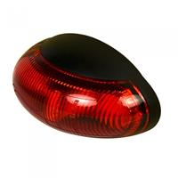 ProPlus markeringslamp 10/30V rood 60 x 34 mm led