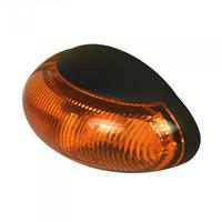 ProPlus zijmarkeringslamp 10/30V oranje 60 x 34 mm led
