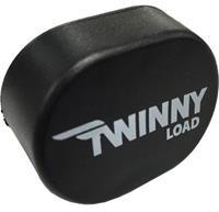 Eindkapje tbv Stalen Twinny dakdrager (60227)