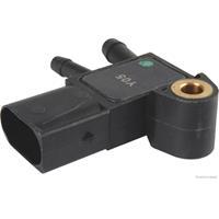 Sensor, uitlaatgasdruk HERTH+BUSS ELPARTS, 3-polig