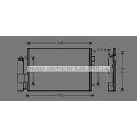 renault Condensor, airconditioning