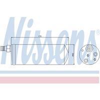 Trockner, Klimaanlage | NISSENS (95363)