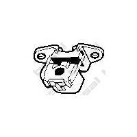 Gummistreifen, Abgasanlage | Preishammer (1240-6952)