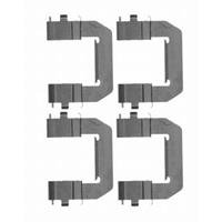 hellapagid Zubehörsatz, Scheibenbremsbelag   HELLA PAGID (8DZ 355 204-221)