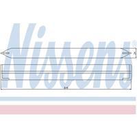 Trockner, Klimaanlage | NISSENS (95499)