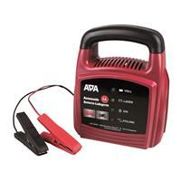 Automatische acculader 12 V - 4 ampère APA