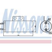 Trockner, Klimaanlage | NISSENS (95316)