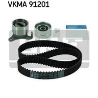SKF Zahnriemensatz VKMA 91201  TOYOTA,STARLET _P8_,COROLLA Compact _E10_,COROLLA _E11_,STARLET _P7_,COROLLA Liftback _E10_,COROLLA Liftback _E9_