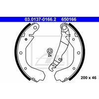 Bremsbackensatz | ATE (03.0137-0166.2)