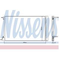 Kondensator, Klimaanlage | NISSENS (940124)
