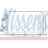 Kondensator, Klimaanlage | NISSENS (94767)