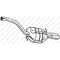 BOSAL Endschalldämpfer 233-155 ESD,Endtopf VW,PASSAT Variant 3C5,PASSAT 3C2,PASSAT CC 357