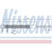 Trockner, Klimaanlage | NISSENS (95359)