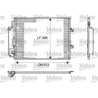 Valeo Klimakondensator 814061 Kondensator,Klimakühler RENAULT,TWINGO II CN0_