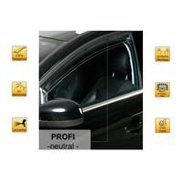 Profi (voordeuren) voor de BMW 5 serie (E60) 4-deurs ClimAir, Transparent, Voor
