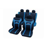Sitzbezüge 'Sitzbezüge Universal Polyester blau' | PETEX (22974805)