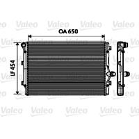 Kühler, Motorkühlung | Valeo (734333)