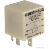 Relais, brandstofpomp HERTH+BUSS ELPARTS, 5-polig