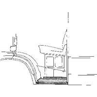 mercedes-benz Plaatwerkdeel Mercedeslinks207d407.dorpel