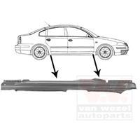 Volkswagen Plaatwerkdeel Dorpel