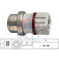 Temperatuurschakelaar, koelmiddelwaarschuwingslamp Super Deals, Bruin