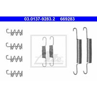 Zubehörsatz, Feststellbremsbacken | ATE (03.0137-9283.2)