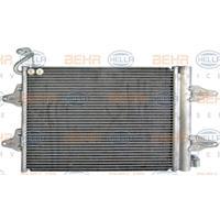 Kondensator, Klimaanlage   MAHLE (AC 359 000S)