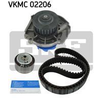 Wasserpumpe + Zahnriemensatz | SKF (VKMC 02206)