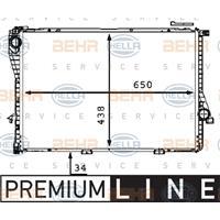 Kühler, Motorkühlung 'PREMIUM LINE' | MAHLE (CR 295 000P)