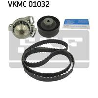 Wasserpumpe + Zahnriemensatz | SKF (VKMC 01032)