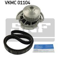 Wasserpumpe + Zahnriemensatz | SKF (VKMC 01104)
