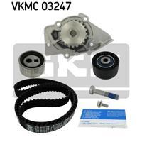 Wasserpumpe + Zahnriemensatz | SKF (VKMC 03247)