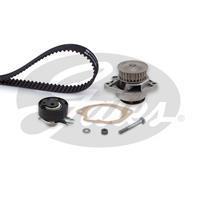 Wasserpumpe + Zahnriemensatz 'PowerGrip' | GATES (KP15427XS-1)
