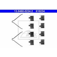 Zubehörsatz, Scheibenbremsbelag | ATE (13.0460-0234.2)