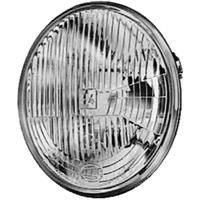 Optiek, koplamp HELLA, 169 mm, Links, H4