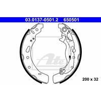 Bremsbackensatz | ATE (03.0137-0501.2)