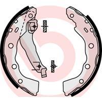 BREMBO Bremsbacken S 54 515 Trommelbremsbacken,Bremsbackensatz MITSUBISHI,SPACE STAR DG_A,CARISMA DA_,CARISMA Stufenheck DA_