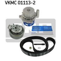 Wasserpumpe + Zahnriemensatz | SKF (VKMC 01113-2)