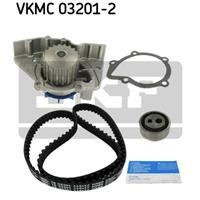 Wasserpumpe + Zahnriemensatz | SKF (VKMC 03201-2)