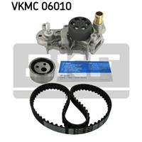 Wasserpumpe + Zahnriemensatz | SKF (VKMC 06010)