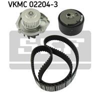 Wasserpumpe + Zahnriemensatz | SKF (VKMC 02204-3)